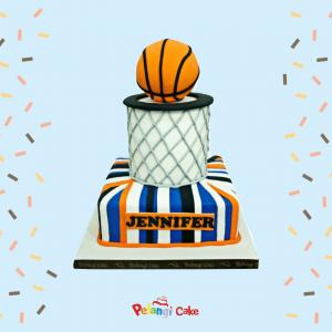 BasketBallCake