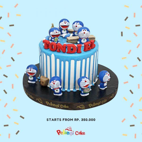 Kue Doraemon